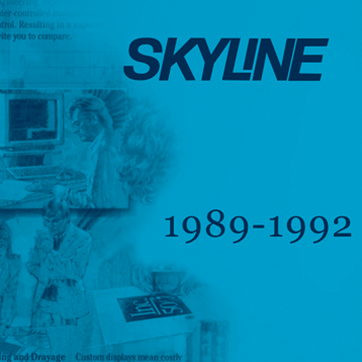 Skyline: History of the Brand