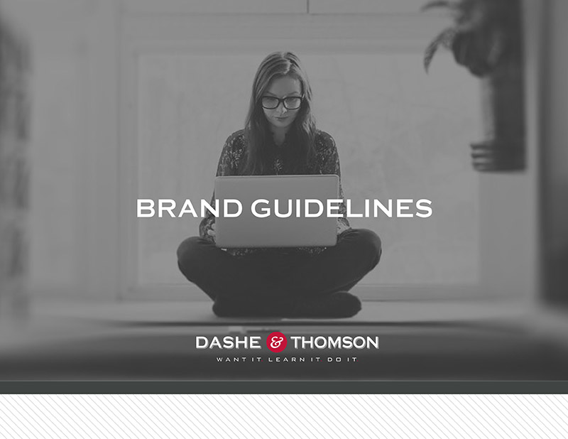 Dashe & Thomson Brand Guidelines
