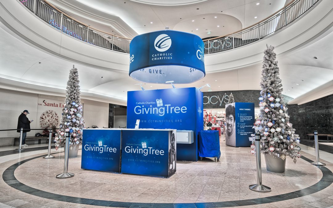 Featured Project: 2017 Giving Tree Space at MOA